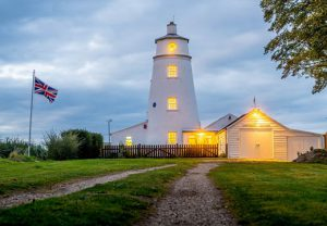 Property of the week – The historic and iconic Sir Peter Scott East Lighthouse
