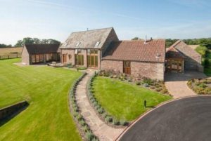 Property of the Week: A stunning barn house conversion!