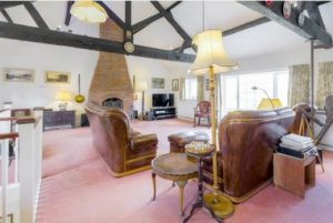 Property of the Week: 19th century house with its own mooring!