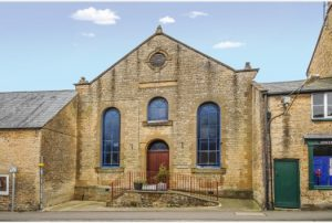 Property of the Week: Former funeral parlour on sale in Crewkerne