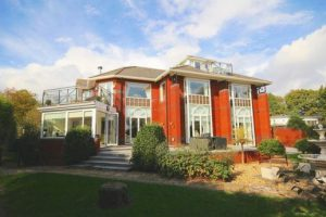 Property of the Week: 1.75m Penarth property with breath taking sea views