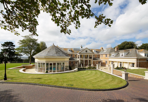 Property Of The Week: Striking 1990s Country Mansion