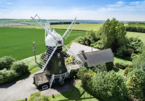 Property of the Week: A Welland Valley four storey windmill for £1.5 million!