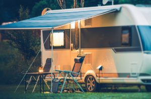 Why is insurance essential for caravan owners?