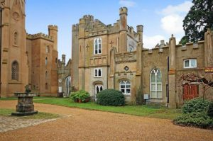 Property of the week: The Medieval Thurland Castle