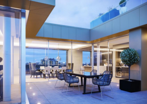 Property of the week: Three bedroom penthouse in Fulham on sale for £3,250,000