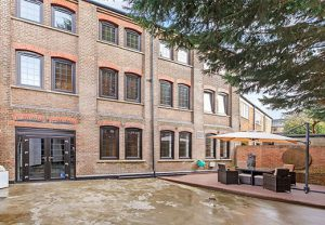 Property of the week: Old Lancôme factory transformed into New York loft-style house