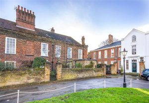 Property of the week: A house fit for a Queen