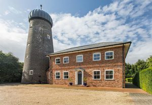 Property of the week: derelict mill tower conversion into modern living space