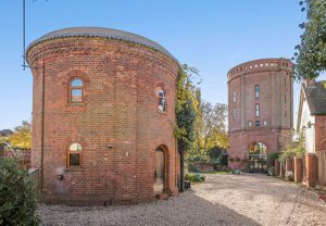Property of the week: Victorian water towers with panoramic country view