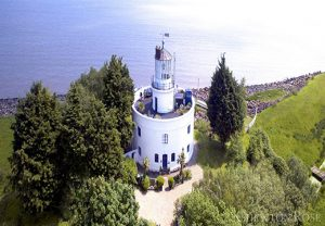 Property of the week: Historic lighthouse with panoramic coastline views